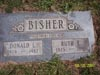 BISHER, Donald & Ruth (Parker)