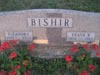 BISHIR, Frank & Eleanora, Union Corners Cemetery in Grant Park, Illinois.