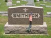 Smithson monument, Westboro IOOF Cem., Clinton Co., Ohio