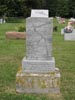 Taylor monument, Westboro IOOF Cem., Clinton Co., Ohio