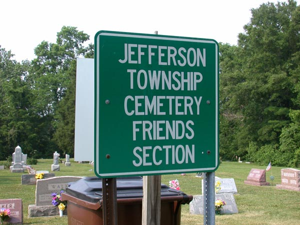 Jefferson Twp. Cemetery,