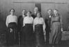 Taylor, Sons and their wives and daughter of Elisha Taylor 1915-1918, Clinton Co., Ohio